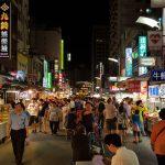 【台湾】高雄観光の定番「六合夜市」