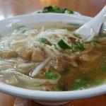 【高雄】小皿料理と麺料理の店「龍門客棧肉燥飯」