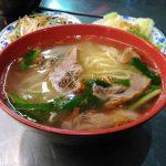 【高雄】鴨肉料理を食べたくなったので「金城鴨肉麺(金城鴨肉專門店)」へ行ってきた